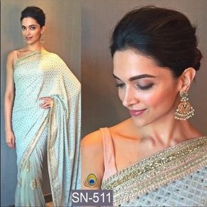 Dresses & Skirts - Designer Wedding Indian Saree Womens Clothing